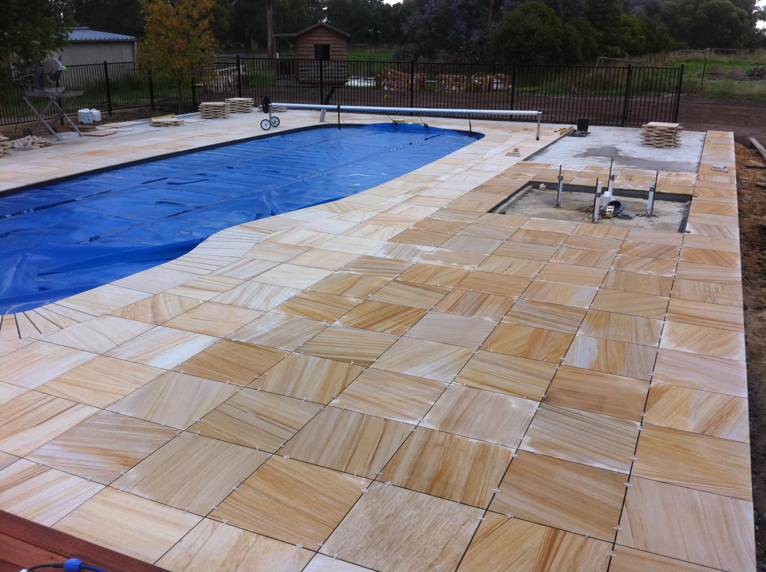 Sandstone Floor Tiles India