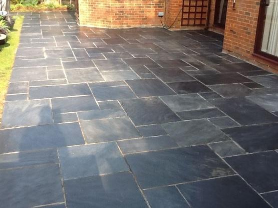 slate stone flooring