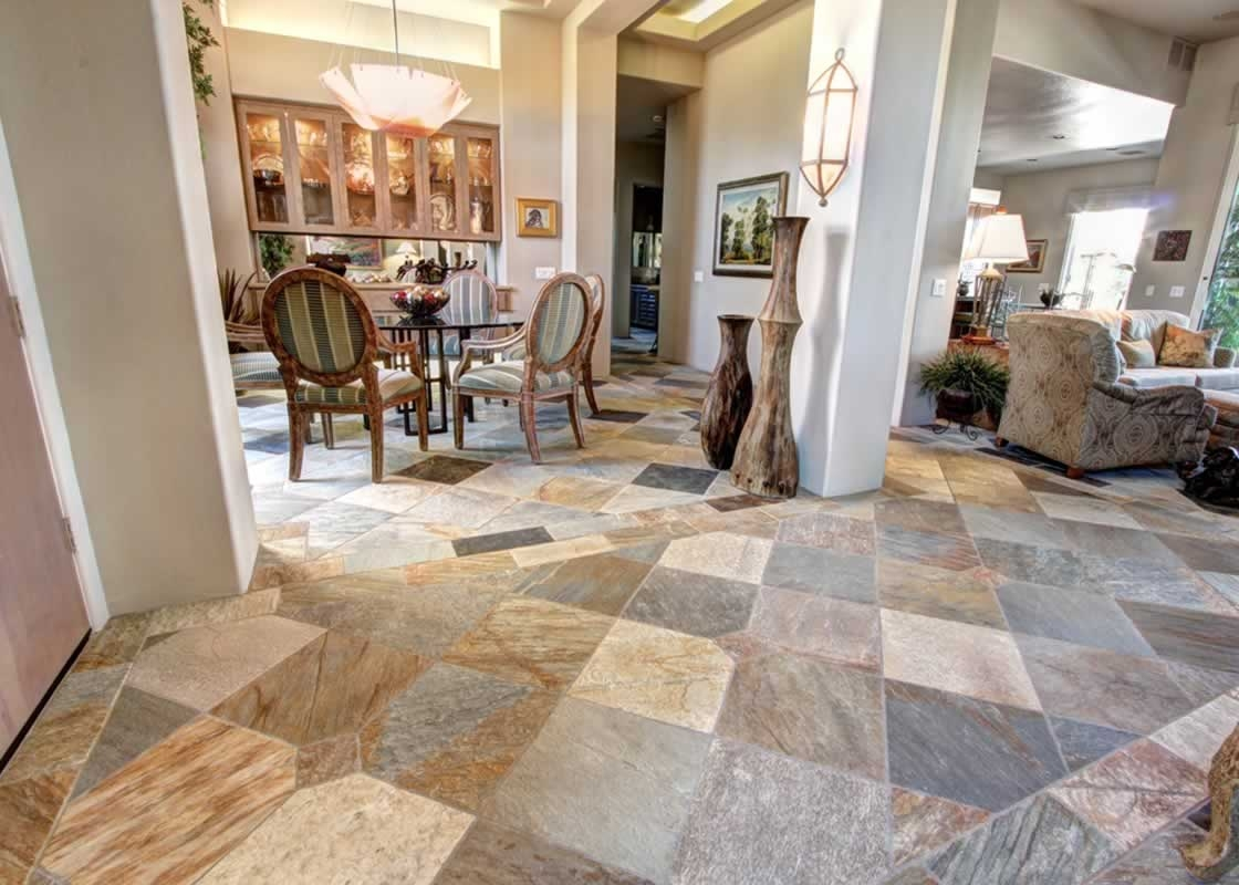 Quartzite Flooring