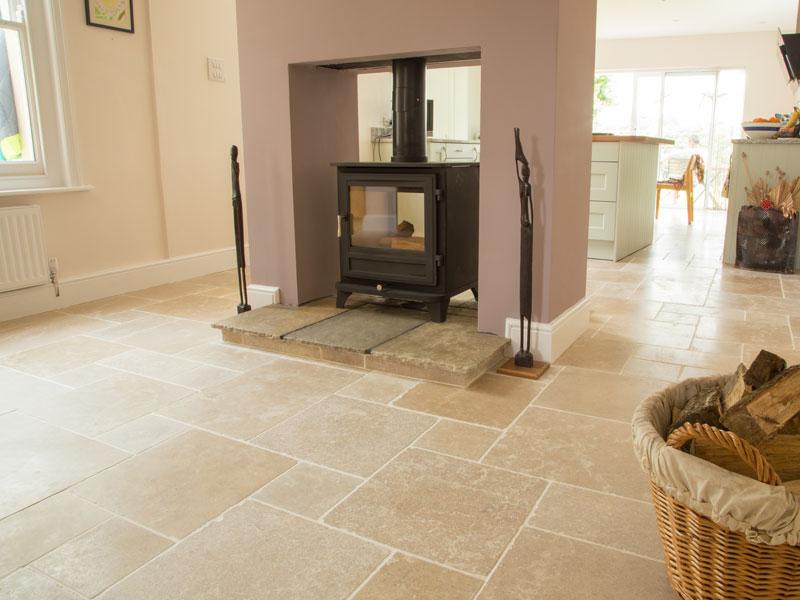Indian Sandstone Floor Tiles