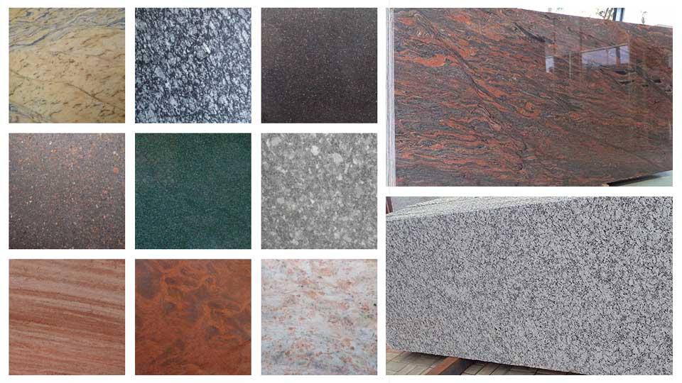 Indian Granite Tiles