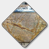 Rain Forest Brown Marble Tiles Supplier