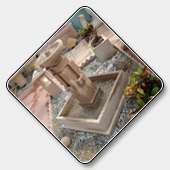 Marble Stone Fountains Wholesale India
