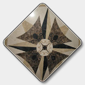 Black Marble Inlay Table Tops Supplier