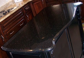 Black Galaxy(S) Granite manufacture