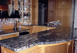 Chima Blue(N) Granite exporter