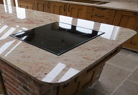 Ivory Brown(S) Granite manufacture