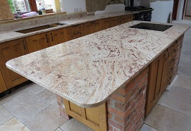 Ivory Brown(S) Granite exporter