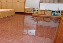 Lekha Red(N) Granite manufacture