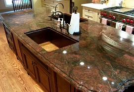 Multi Color(S) Granite manufacture