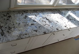 Platinum White(N) Granite manufacture