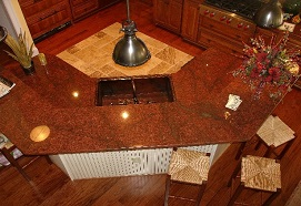 Royal Red(N) Granite manufacture